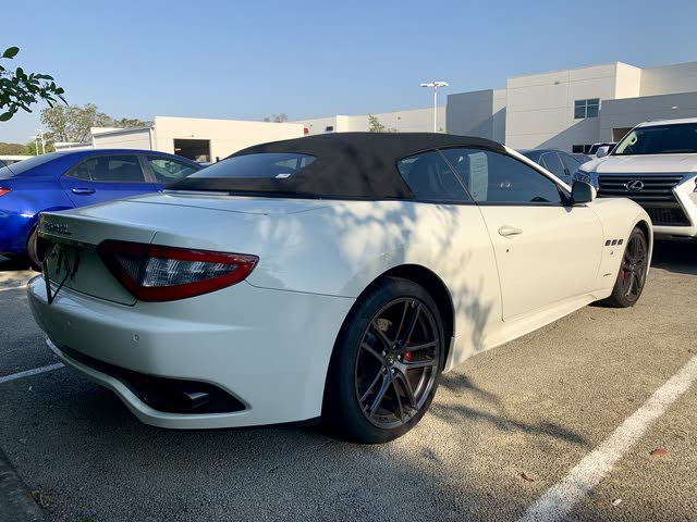 Picture of 2015 Maserati GranTurismo Sport Convertible, exterior, gallery_worthy