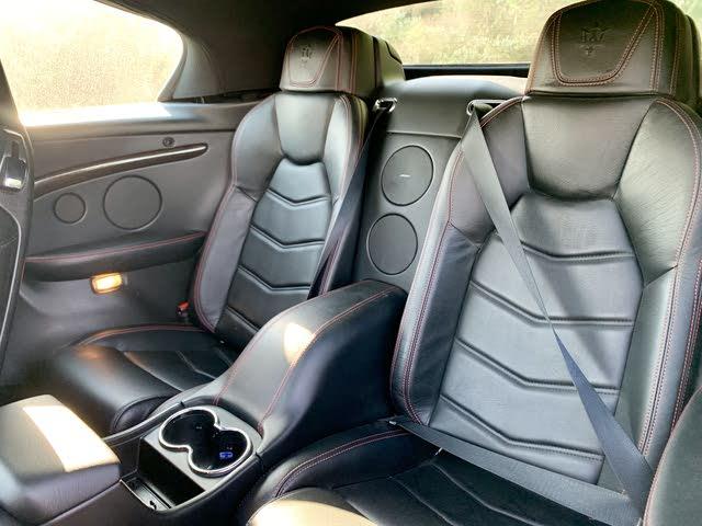 Picture of 2015 Maserati GranTurismo Sport Convertible, interior, gallery_worthy