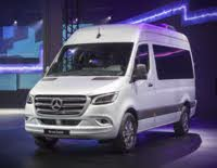 2019 Mercedes-Benz Sprinter Cargo, exterior, manufacturer, gallery_worthy