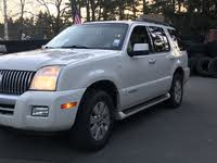 Picture of 2008 Mercury Mountaineer AWD, exterior, gallery_worthy
