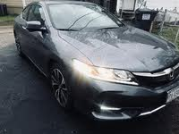 Picture of 2016 Honda Accord Coupe EX-L V6 with Honda Sensing, exterior, gallery_worthy