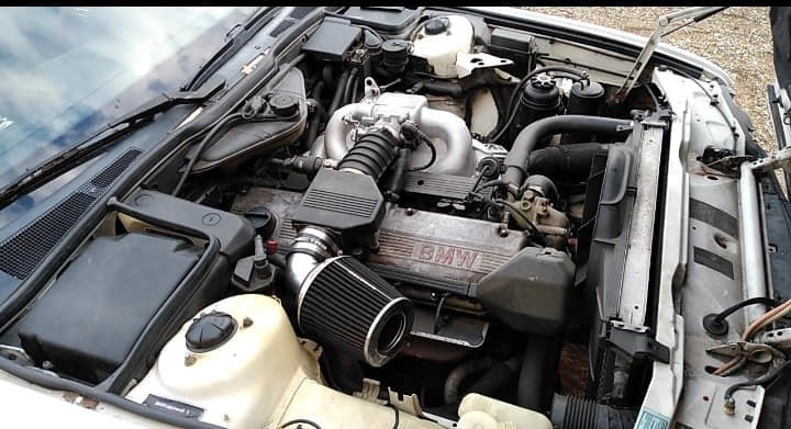 BMW 7 Series Questions - Bmw 735i leaking gas onto and possible into