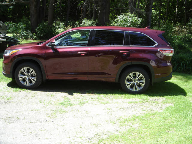 Picture of 2016 Toyota Highlander LE Plus, exterior, gallery_worthy