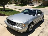 Picture of 1999 Mercedes-Benz SL-Class SL 600, exterior, gallery_worthy