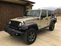 Picture of 2017 Jeep Wrangler Unlimited Rubicon Recon 4WD, exterior, gallery_worthy