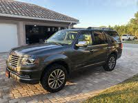 Picture of 2017 Lincoln Navigator Select RWD, exterior, gallery_worthy