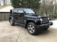 Picture of 2017 Jeep Wrangler Unlimited Sahara 4WD, exterior, gallery_worthy