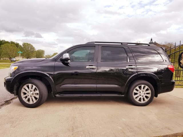 Picture of 2012 Toyota Sequoia Limited