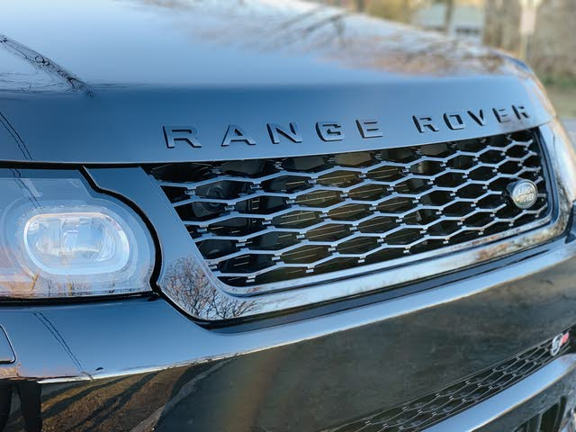 Picture of 2015 Land Rover Range Rover Sport V8 SVR 4WD, exterior, gallery_worthy