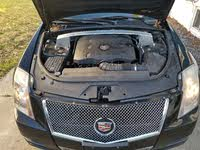 Picture of 2011 Cadillac CTS Coupe 3.6L AWD, engine, gallery_worthy