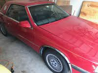 Picture of 1990 Chrysler TC Convertible, exterior, gallery_worthy