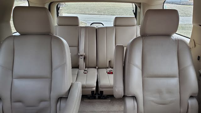 Picture of 2012 Chevrolet Tahoe LTZ 4WD, interior, gallery_worthy