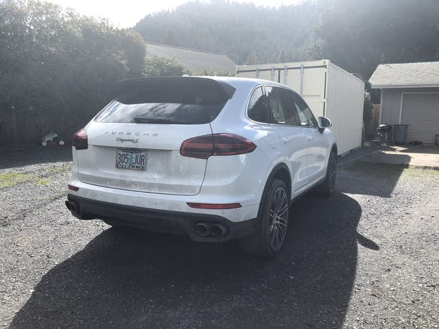 Picture of 2016 Porsche Cayenne E-Hybrid S AWD, exterior, gallery_worthy