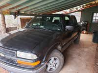 Picture of 2001 Chevrolet S-10 LS Crew Cab 4WD, exterior, gallery_worthy