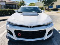 Picture of 2018 Chevrolet Camaro ZL1 Coupe RWD, exterior, gallery_worthy