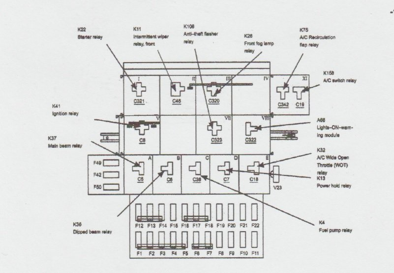 Ford Bantam Questions - Starter relay - CarGurus