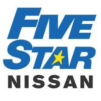 Five Star Nissan logo