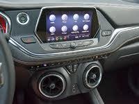 2019 Chevrolet Blazer Premier AWD, 2019 Chevrolet Blazer Premier Infotainment System Home Screen, interior, gallery_worthy