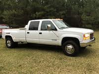2000 GMC C/K 3500 Series Picture Gallery