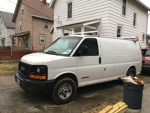 Picture of 2006 GMC Savana Cargo 3500 Van