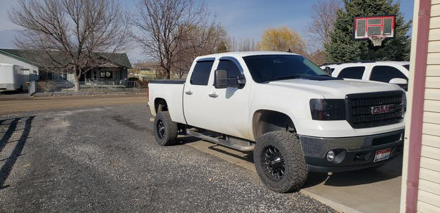 Picture of 2012 GMC Sierra 3500HD SLE Crew Cab 4WD