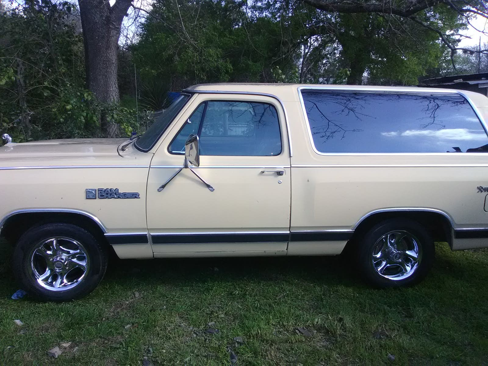 Dodge Ramcharger Questions How Much Is It Worth Cargurus