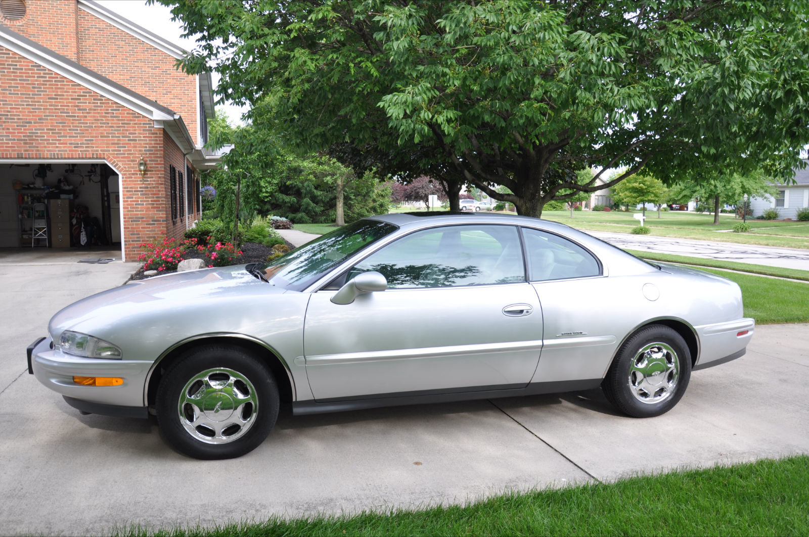 buick riviera questions 1999 buick riviera silver arrow for sale cargurus buick riviera questions 1999 buick
