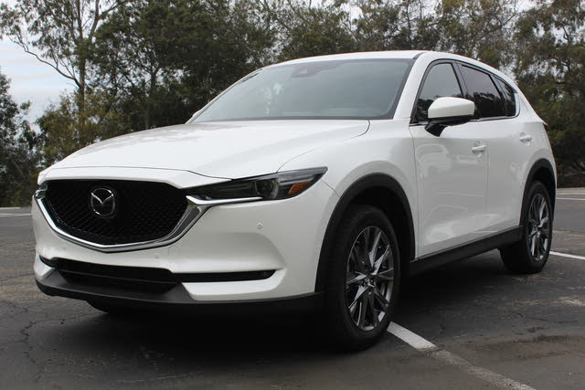 2019 mazda cx-5 - overview