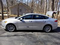 Picture of 2017 Ford Fusion SE, exterior, gallery_worthy