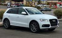 Picture of 2017 Audi Q5 3.0T quattro Premium Plus AWD, exterior, gallery_worthy