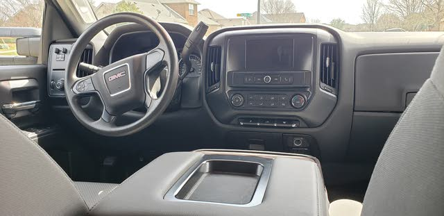Picture of 2018 GMC Sierra 3500HD SLE Crew Cab LB, interior, gallery_worthy