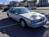 1994 Mercury Cougar Overview