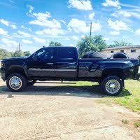 Picture of 2013 GMC Sierra 3500HD Denali Crew Cab LB DRW 4WD, exterior, gallery_worthy