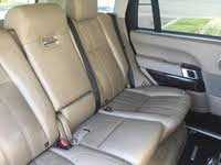Picture of 2014 Land Rover Range Rover Supercharged LWB 4WD, interior, gallery_worthy