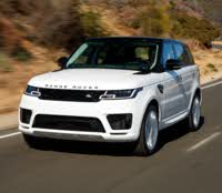 2019 Land Rover Range Rover Sport, Range Rover Sport P400e PHEV, exterior, manufacturer, gallery_worthy