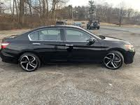 Picture of 2017 Honda Accord V6 EX-L FWD, exterior, gallery_worthy
