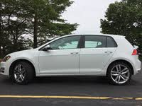 Picture of 2016 Volkswagen Golf 1.8T SEL 4-Door FWD, exterior, gallery_worthy