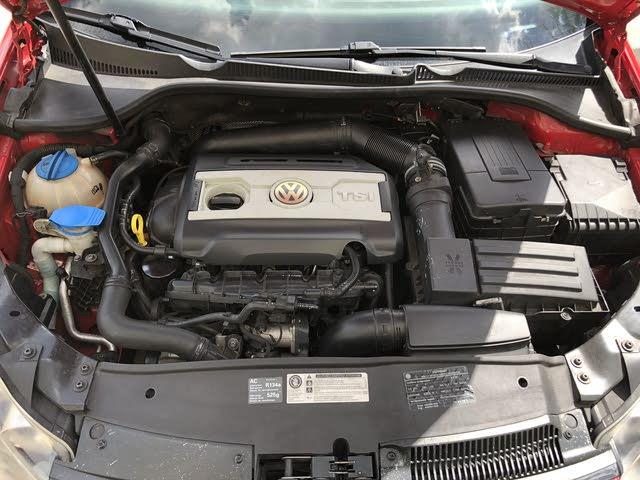 Picture of 2010 Volkswagen GTI 2.0T 4-Door FWD, engine, gallery_worthy