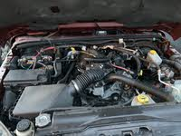 Picture of 2009 Jeep Wrangler Unlimited Sahara 4WD, engine, gallery_worthy