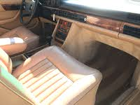 Picture of 1982 Mercedes-Benz 380-Class 380SEL, interior, gallery_worthy