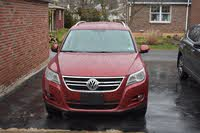 Picture of 2010 Volkswagen Tiguan SEL 4Motion, exterior, gallery_worthy