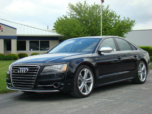 Picture of 2013 Audi S8 4.0T quattro AWD