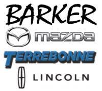Barker Mazda / Terrebonne Lincoln logo