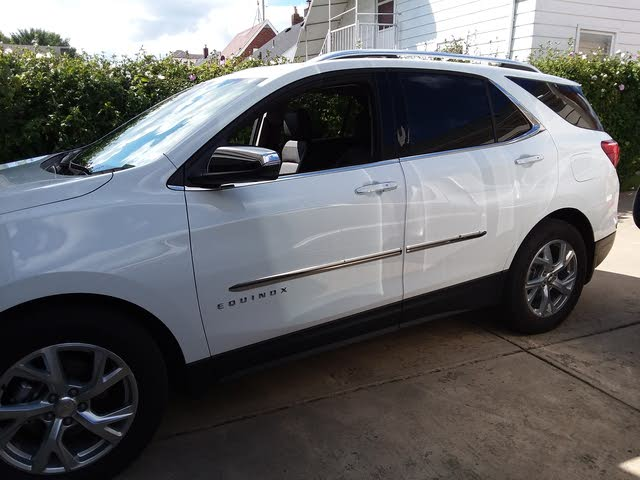 Picture of 2018 Chevrolet Equinox 1.5T Premier FWD, exterior, gallery_worthy