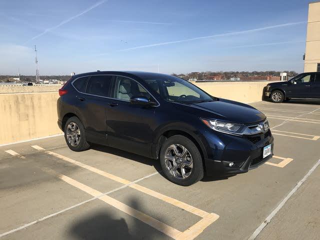 Foto de un 2018 Honda CR-V EX-L AWD