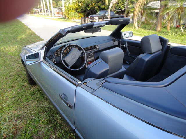 Picture of 1991 Mercedes-Benz SL-Class 300SL, interior, gallery_worthy