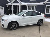 Foto de un 2018 BMW X4 xDrive28i AWD, exterior, gallery_worthy