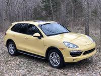 2011 Porsche Cayenne Picture Gallery