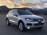 Picture of 2014 Volkswagen Touareg TDI Lux, exterior, gallery_worthy
