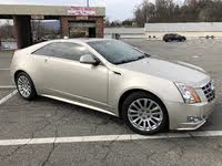 Picture of 2013 Cadillac CTS Coupe 3.6L Performance AWD, exterior, gallery_worthy